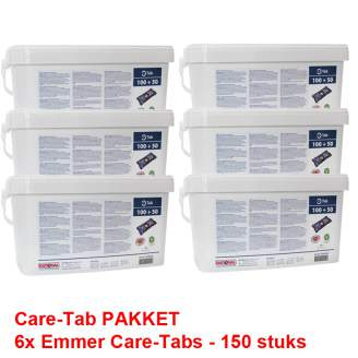 Rational Care-Tab pakket - 6 stuks