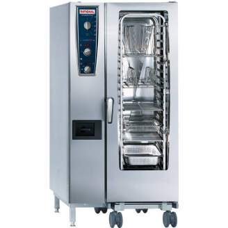 Rational CM201G PLUS gas combi-steamer