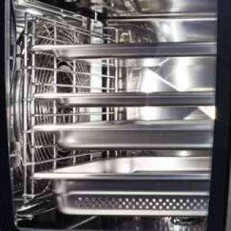 Rational CM202G PLUS gas combi-steamer