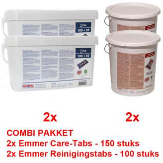 Rational Combi Pakket - reinigingstabs & Care-tabs