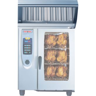 Rational condensatiekap - UltraVent - Combi-Duo, type 61 en 101