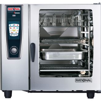 Rational SCC102E 5Senses elektrische Selfcooking Center