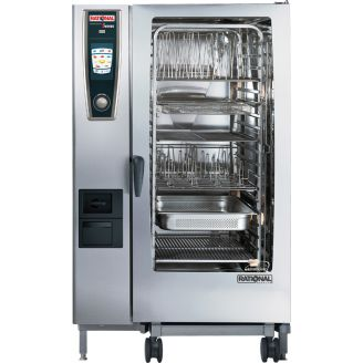 Rational SCC202E 5Senses elektrische SelfCooking Center