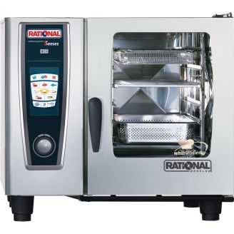 Rational SCC61E 5Senses elektrische Selfcooking Center