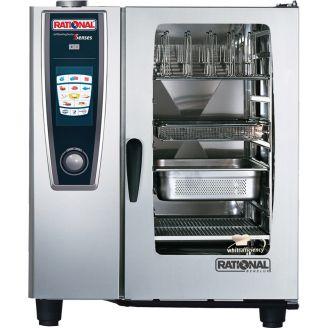 Rational SCC101G 5Senses gas Selfcooking Center