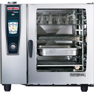 Rational SCC102G 5Senses gas Selfcooking Center