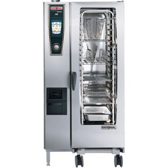 Rational SCC201G 5Senses gas Selfcooking Center