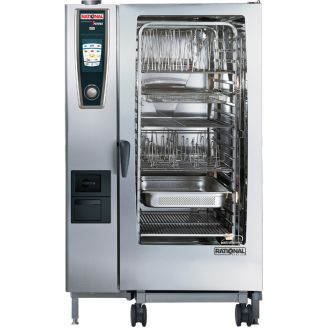 Rational SCC202G 5Senses gas SelfCooking Center