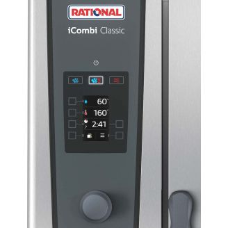Rational iCombi Classic 10-1/1G - Gas Combisteamer