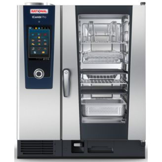 Rational iCombi Pro 10-1/1G - Gas Combisteamer