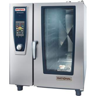 Rational SCC101E 5Senses elektrische Selfcooking Center
